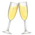 Champagne - clinking glasses icon 2.png